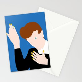 Icon:David Bowie Stationery Cards
