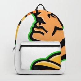 HermesGreek God Mascot Backpack