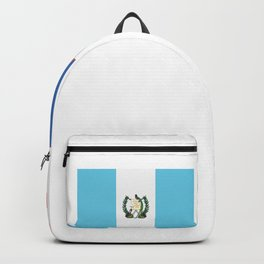 Proud Guatemalan Puerto Rican Roots Heritage Backpack