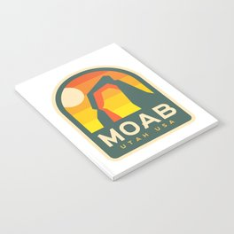 Moab Utah Patch Notebook