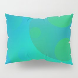 Bubble Gum Weekend Pillow Sham