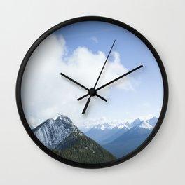 """""""wow"""" Wall Clock"""