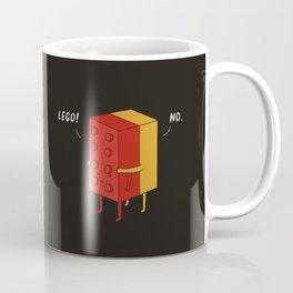 I'll never let go Coffee Mug