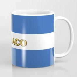 Guanaco - El Salvador Flag Coffee Mug