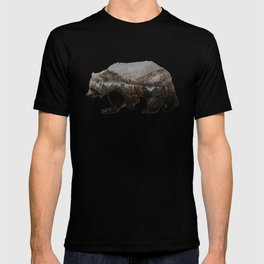 The Kodiak Brown Bear T-shirt