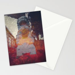 Chinatown, Montreal Stationery Cards