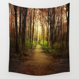 Woodland Wander Wall Tapestry
