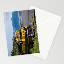 5298 - Alaska Passenger Train Stationery Cards