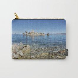 Mono Lake Tufa, No. 2 Carry-All Pouch