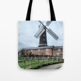 Skidby Windmill Tote Bag