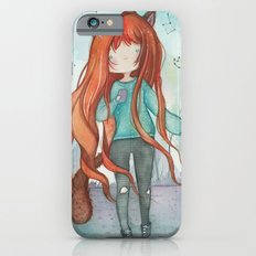 Wolf girl Slim Case iPhone 6s