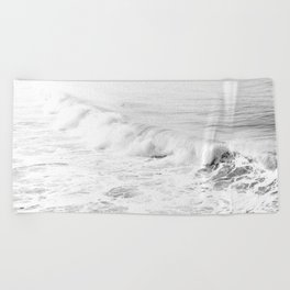 Pacific Ocean from Manhattan Beach Beach Towel