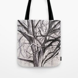Tree in the Park Tote Bag