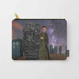 10th Doctor 2 Carry-All Pouch