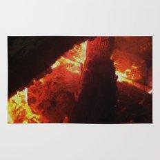 Bonfire~takibi~ Rug