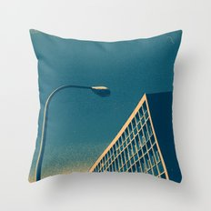 POP architecture  Throw Pillow