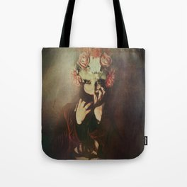 The queen of roses Tote Bag