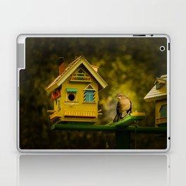 Birds House Laptop & iPad Skin