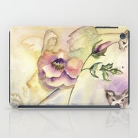 fairy iPad Cases featuring Fairy by CrismanArt