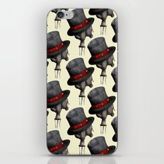 Circus ∫ Animal Surrealism iPhone & iPod Skin