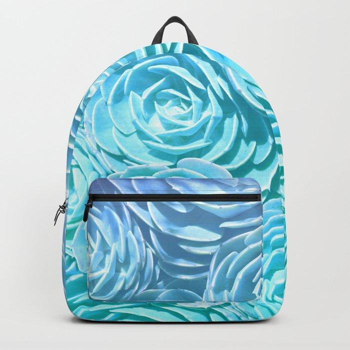 California Succulents Backpack