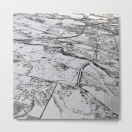 Earth III Metal Print