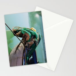 Fishing boat Stationery Cards