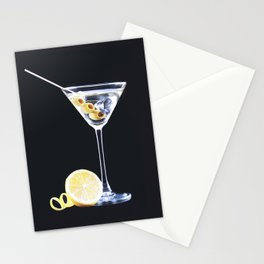 Martini Stationery Cards
