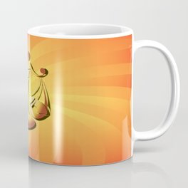 Sternzeichen Waage Coffee Mug