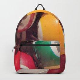 Billiard Balls Backpack