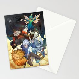 Rise of the Guardians Stationery Cards