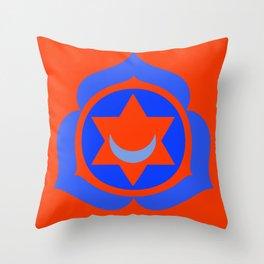 ViSHUDDHA Throw Pillow
