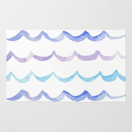 Life is Swell - Ombre Waves Rug