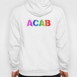 ACAB Rainbow - by Surveillance Clothing Hoody