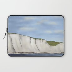 The White Cliffs Laptop Sleeve