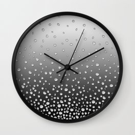 Ice cubes Wall Clock
