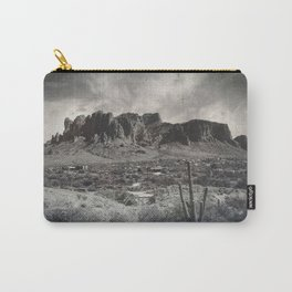 Superstition Mountain - Arizona Desert Carry-All Pouch