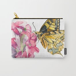 Butterfly#5 Carry-All Pouch