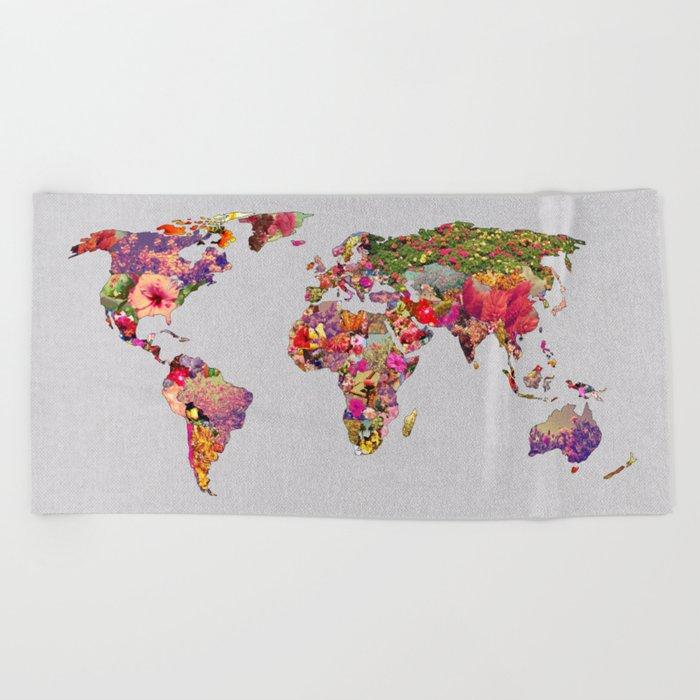 It's Your World Beach Towel