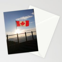 O Canada! Stationery Cards
