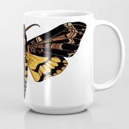 Death's-Head Hawkmoth Coffee Mug