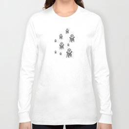 Jewels from Monterey Buddies Long Sleeve T-shirt