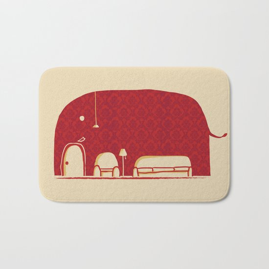 Elephanticus Roomious Bath Mat