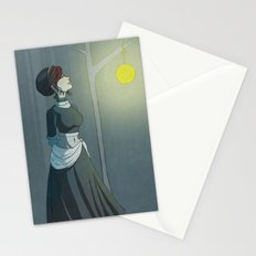 A Calm Night Stationery Cards