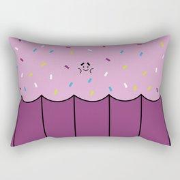 Fat Mr Cupcake Rectangular Pillow