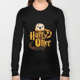 Harry Otter - Men Long Sleeve T-shirt