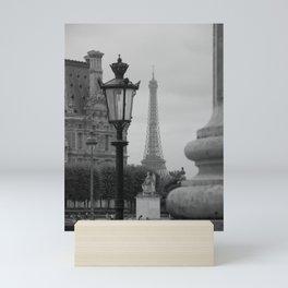 Paris dreaming Mini Art Print