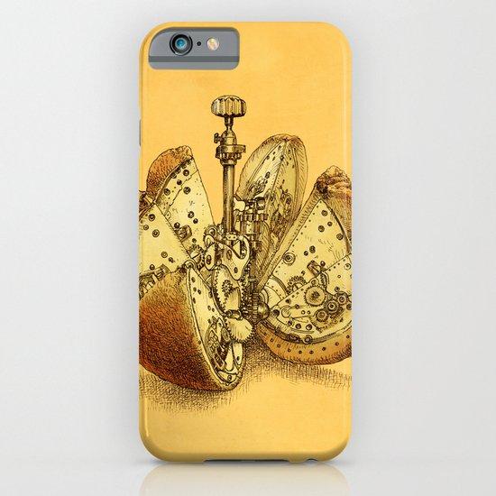 Steampunk Orange iPhone & iPod Case
