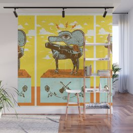 MUSIC OF THE SURREAL Wall Mural