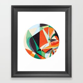 Idiom Framed Art Print